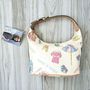 Dooney & Bourke Beach Bucket Bag/Handbag~ NEW